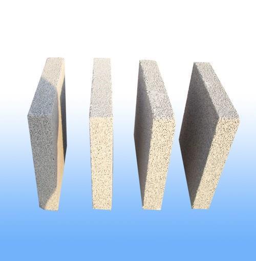 水泥发泡保温板的保温系统优势